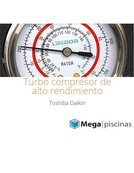 BOMBA DE CALOR DE 6,5 a 15 KW DREAMLINE | POOLEX