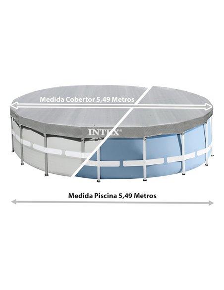 COBERTOR PISCINA  ULTRA FRAME 549 cm   INTEX