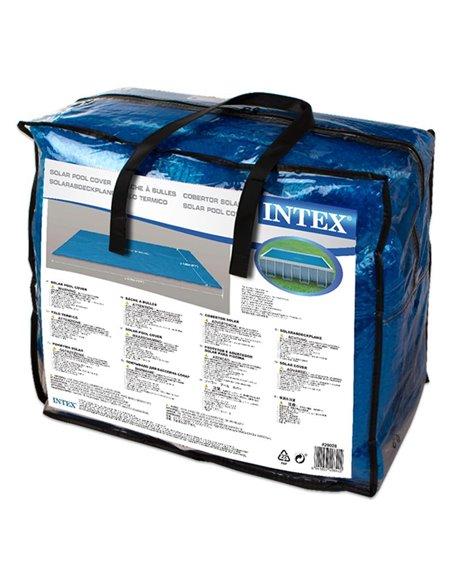 COBERTOR SOLAR PISCINA FRAME 400x200 CM| INTEX