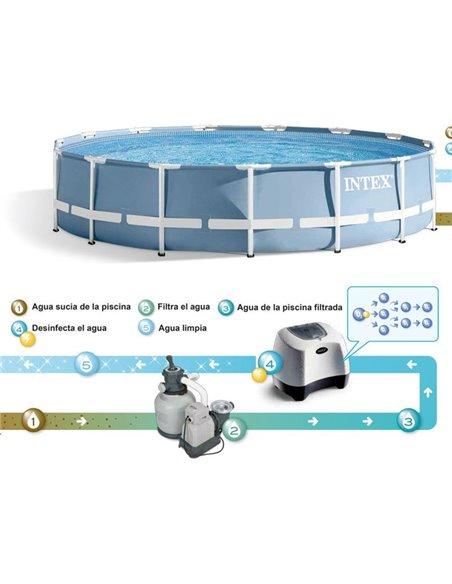 DOSIFICADOR DE CLORO Y OZONO KRYSTAL CLEAR - 56.800 L