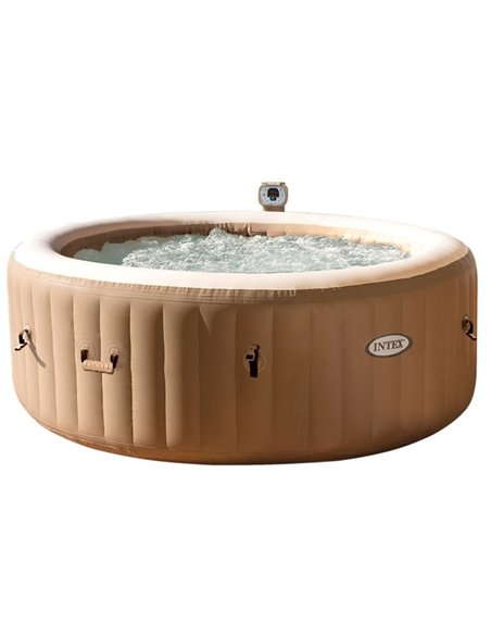 SPA HINCHABLE PURESPA BUBBLE MASSAGE | INTEX