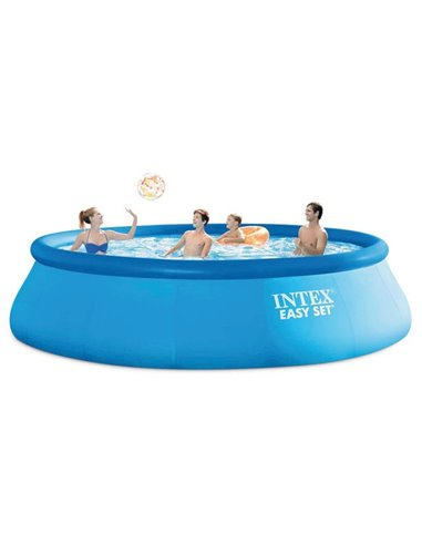 PISCINA HINCHABLE EASY SET 457x107 (8 PERSONAS)