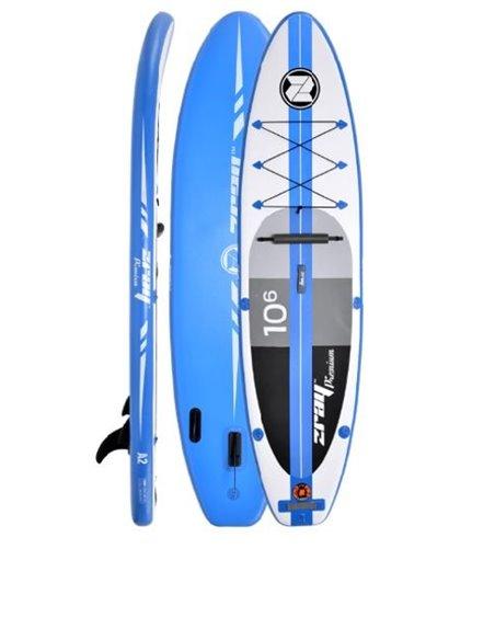 TABLA HINCHABLE PADDLE SURF 320x81x15 cm | Zray SUP A2B
