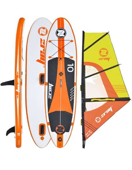 TABLA PADDLE WIND SURF 305x76x15 cm   Zray SUP W1
