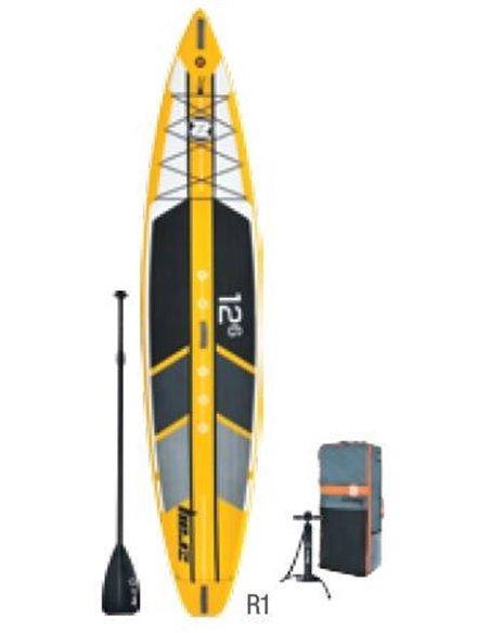 TABLA HINCHABLE PADDLE SURF 381x76x15 cm | Zray SUP R1