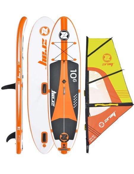 TABLA PADDLE WIND SURF 320x81x15 cm | Zray SUP W2