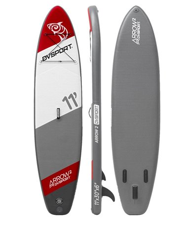 TABLA HINCHABLE PADDLE SURF 335x75x15 | ARROW 2
