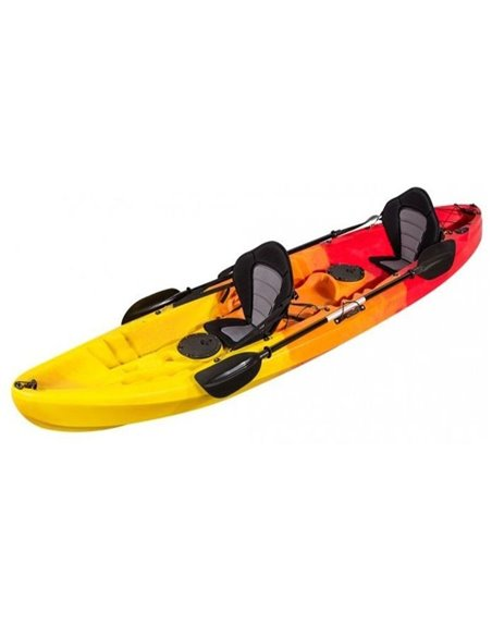 KAYAK RIGIDO DOBLE 370x86x42 | OCEANUS