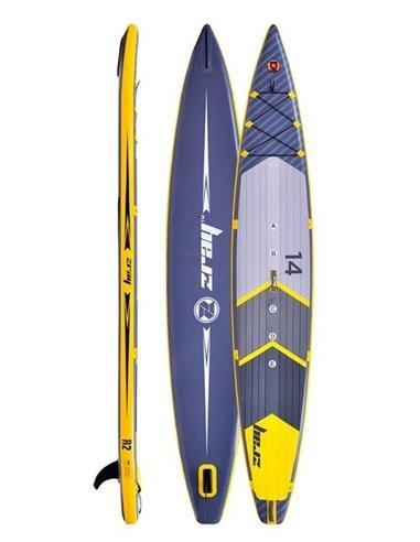 TABLA HINCHABLE PADDLE SURF 426x71x15 cm | Zray SUP R2