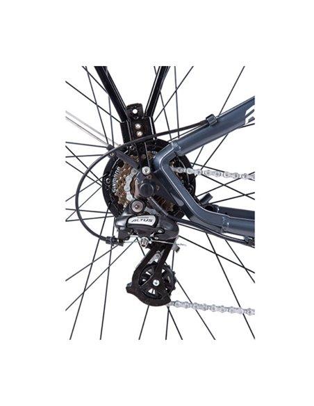 BICICLETA ELÉCTRICA ROAD 3.1 TREKKING