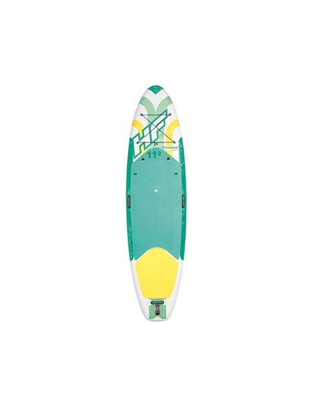 TABLA HINCHABLE DE PADDLE SURF 340x89x15 | FREESOULD