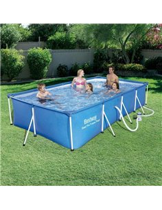 PISCINA DESMONTABLE ULTRA 975x488x132 (+14 PERSONAS) | INTEX