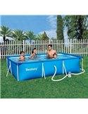 PISCINA DESMONTABLE RECT ULTRA INTEX 28372NP
