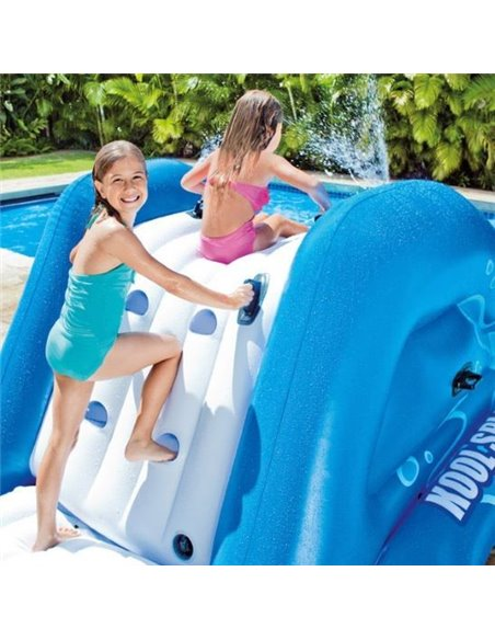 TOBOGAN HINCHABLE PARA PISCINA 333x206x117  | INTEX