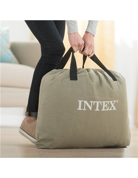 CAMA DURA-BEAM BASIC DELUXE TWIN | INTEX