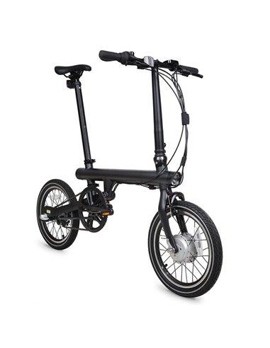 Bicicleta Eléctrica Xiaomi Mi Smart Electric Folding Bike/ Motor 250W/ Ruedas 16'/ Negra