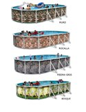 PISCINA SMALL FRAME 260x160X65 (4 PERSONAS)