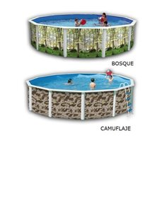 PISCINA HINCHABLE EASY SET 396x84 (6 PERSONAS)
