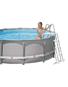 SPA HINCHABLE PURESPA BUBBLE MASSAGE CON CUBIERTA AISLANTE | INTEX