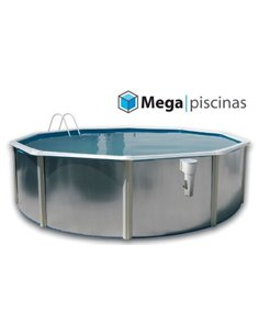 PISCINA HINCHABLE PARADISE 262x160x46 | INTEX