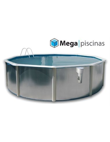 PISCINA HINCHABLE PARADISE 262x160x46