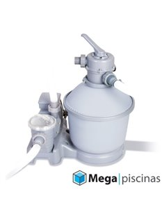 DEPURADORA DE CARTUCHO KRYSTAL CLEAR - intex 28636 - 6941057404219