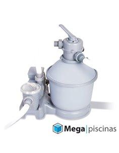 DEPURADORA DE CARTUCHO KRYSTAL CLEAR 9.500l/h