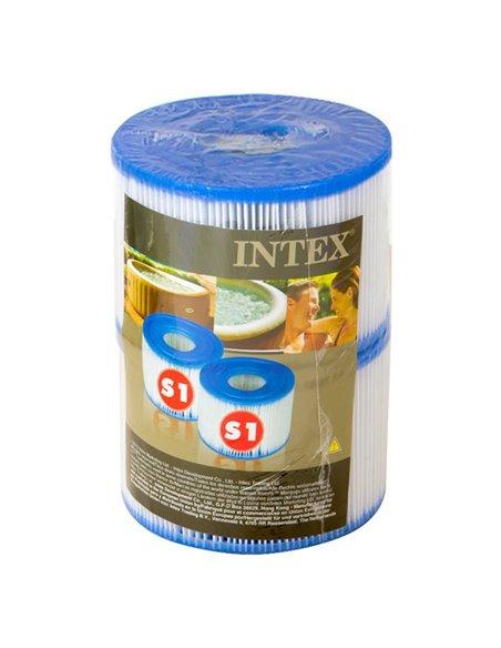 FILTROS TIPO S1 PACK 4 | INTEX