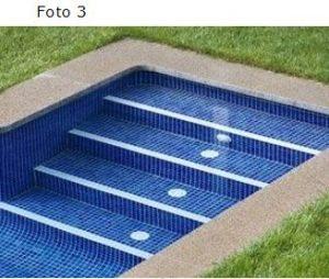 Iluminaci n piscina m s segura bonita y elegante for Luminarias para piscinas