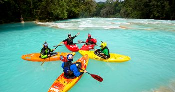 kayak rigido o canoa hinchable