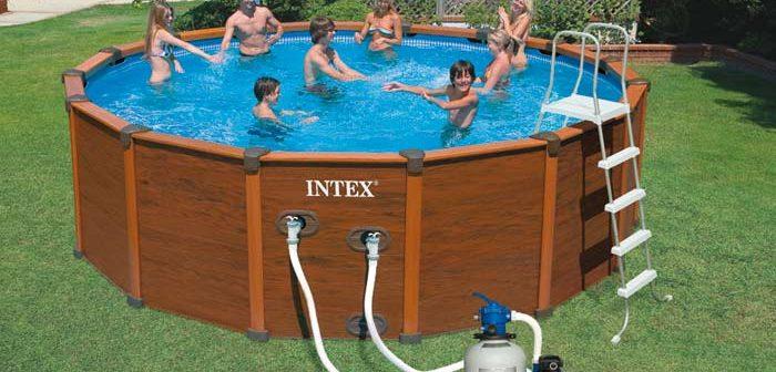 Mi nueva piscina de madera, la mejor decisión del año