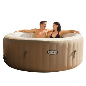 Spas o jacuzzis megapiscinas for Piscinas intex carrefour