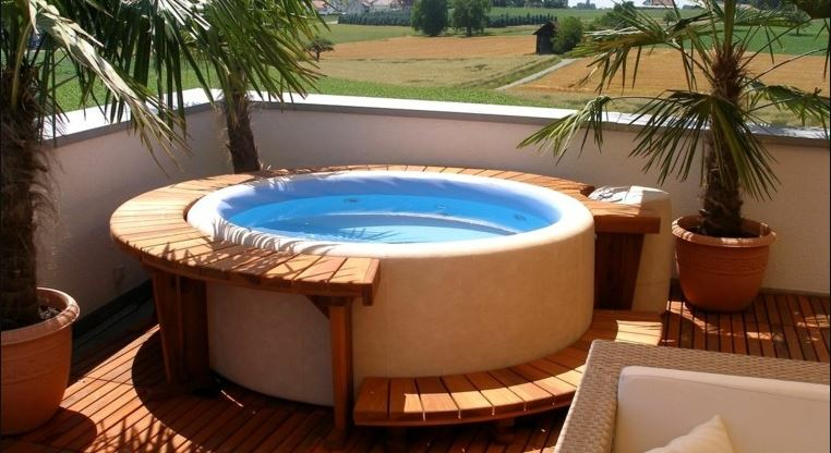 puedo poner un jacuzzi en la terraza megapiscinas. Black Bedroom Furniture Sets. Home Design Ideas