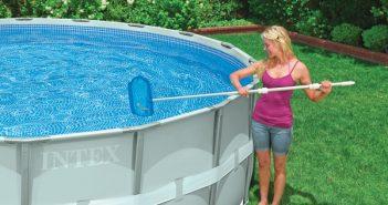 como cuidar y limpiar piscina plastico - 1