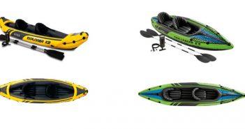 comparativa kayak explorer k2 o kayak Challenger K2