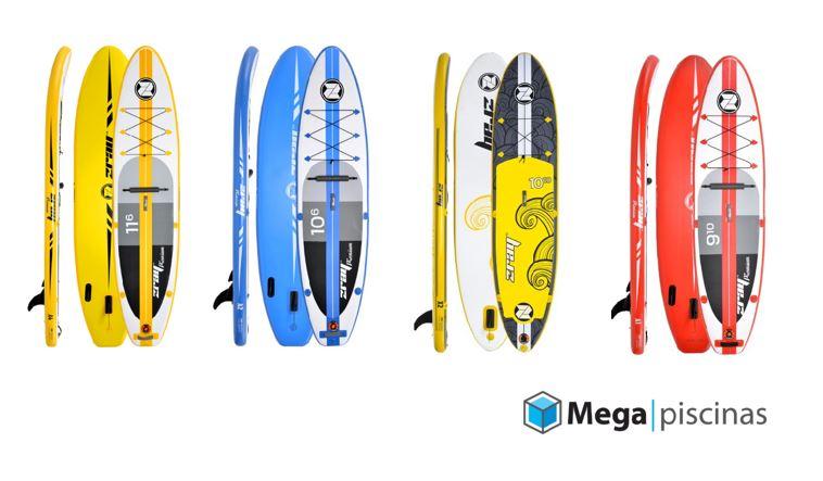 tablas de paddle surf en canarias
