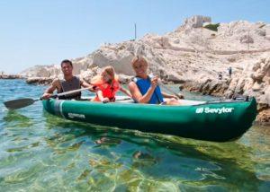 Normativa para kayaks