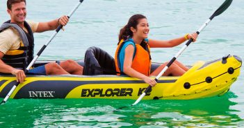 Kayak hinchable barato en sevilla