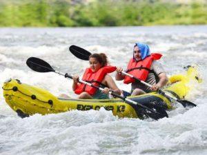 kayak hinchable rio sevilla