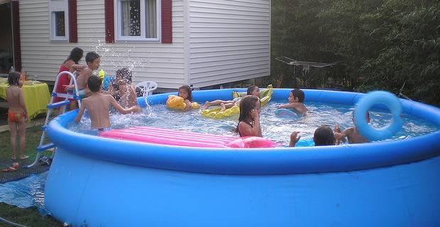 Beneficios de tener una piscina en casa megapiscinas - Mantenimiento piscina hinchable ...