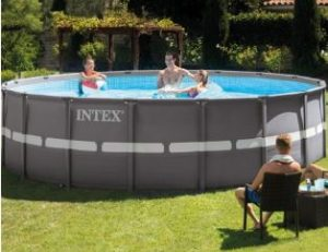 Piscina Intex 26332 en Canarias