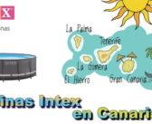 Comprar una piscina Intex en Canarias