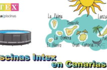 piscina intex en canarias