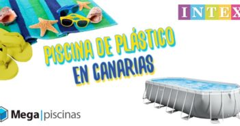Piscina de Plástico en Canarias