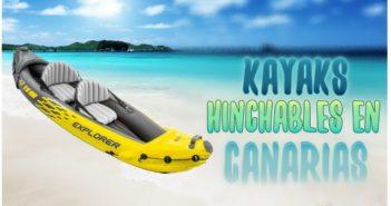 kayak hinchable en Canarias-1