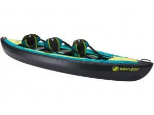 kayak hinchable en Canarias