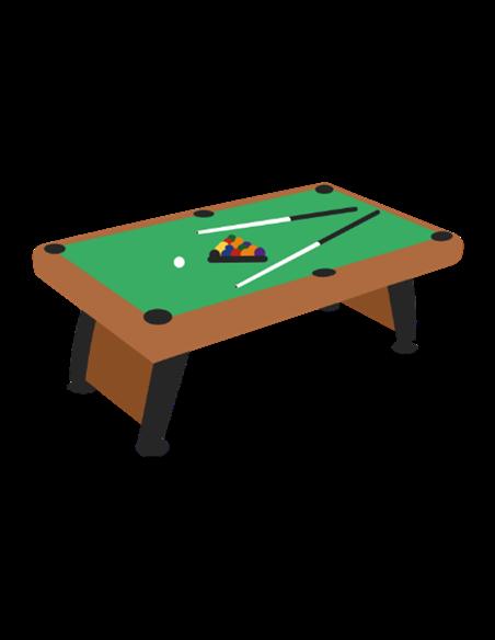 Mesas de juegos